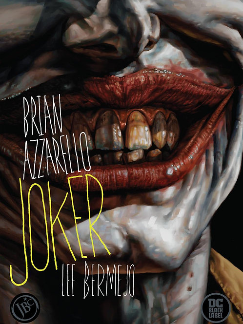 Joker Sert Kapak
