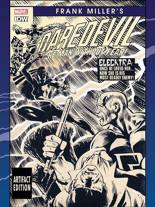 Frank Miller's Daredevil Artifact Edition