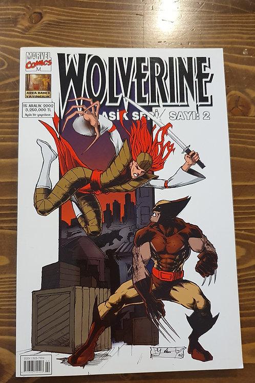 Wolverine Klasik Seri Sayı 2
