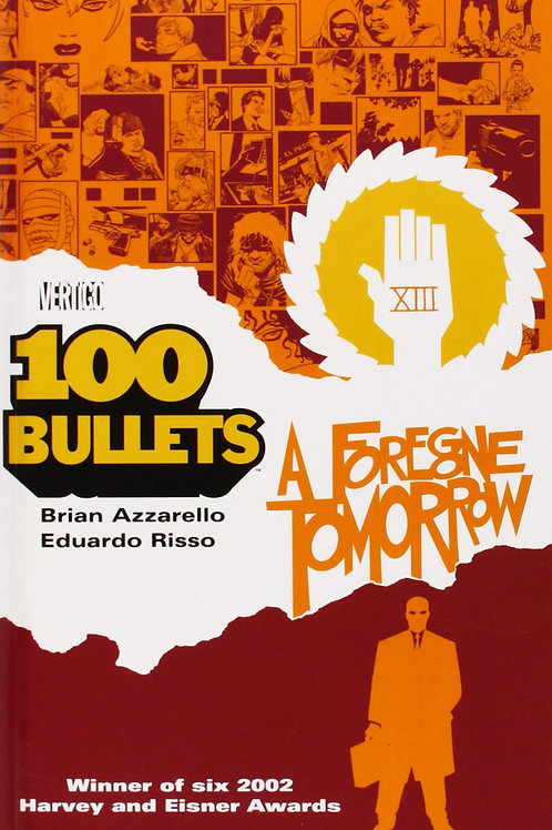 100 Bullets Volume 4