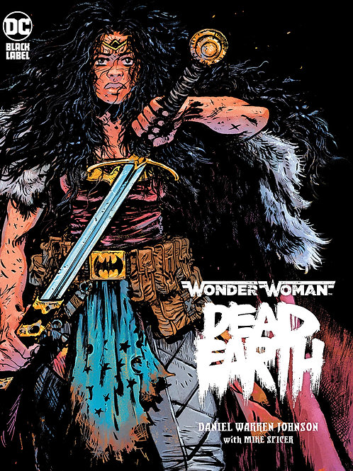 Wonder Woman: Dead Earth
