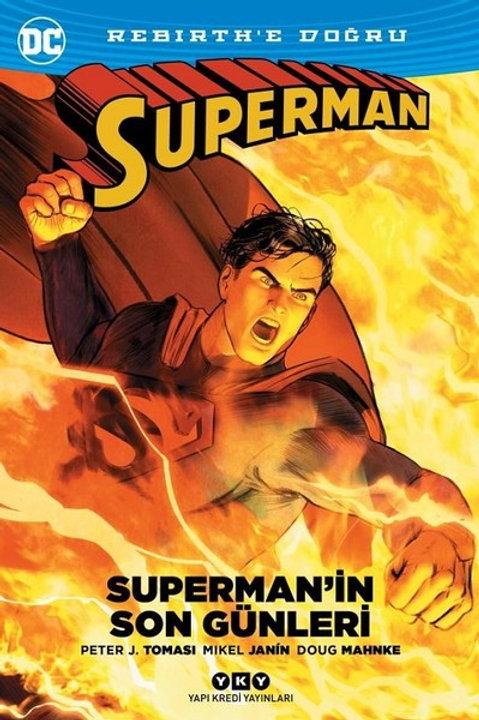 Superman Superman'in Son Günleri