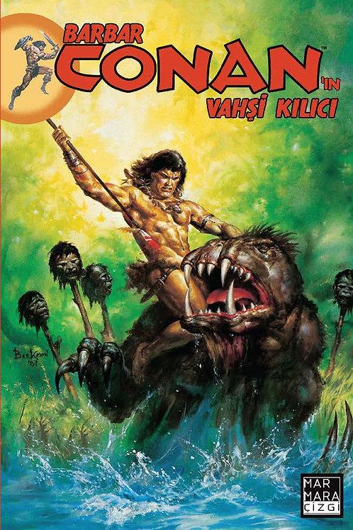 Barbar Conan'ın Vahşi Kılıcı Cilt 25
