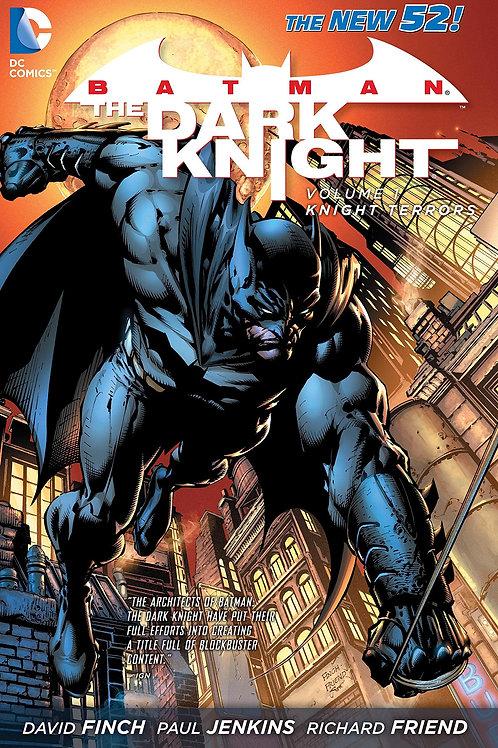 Batman The Dark Knight Volume 1 : Knight Terrors (The New 52)