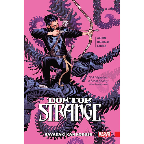 Doktor Strange Cilt 3 Havadaki Kan Kokusu