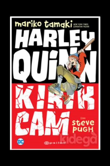 Harley Quinn Kırık Cam
