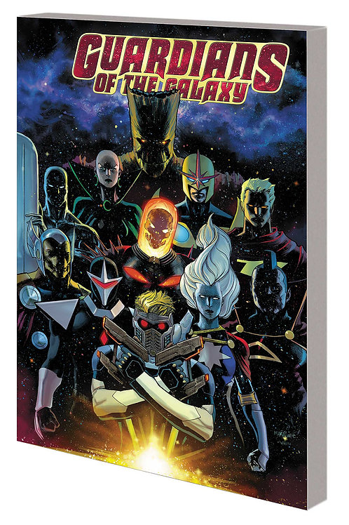 Guardians of the Galaxy Volume 1 The Final Gauntlet