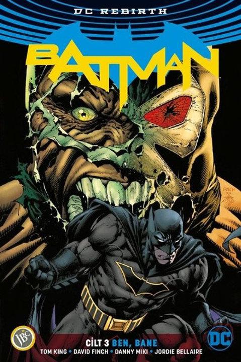 Batman Cilt 3 Ben Bane