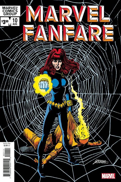 Marvel Fanfare #10: Facsimile Edition