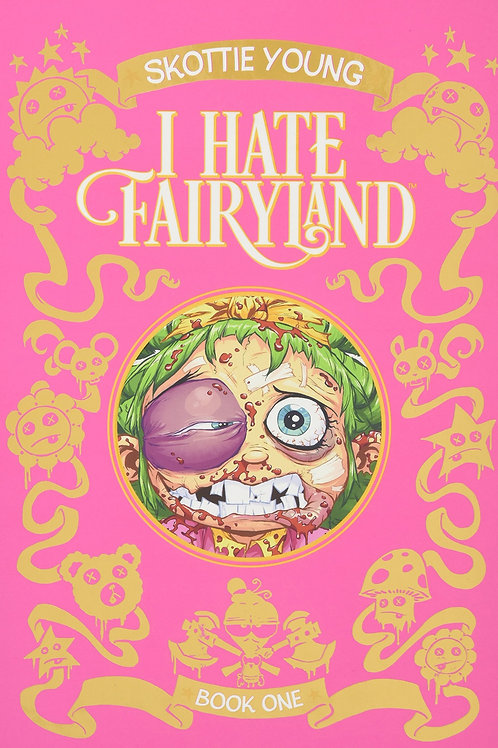 I Hate Fairyland Deluxe Edition Vol 1 HC
