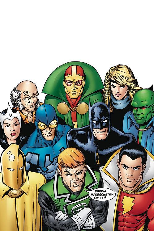 Justice League International Book 1 Born Again