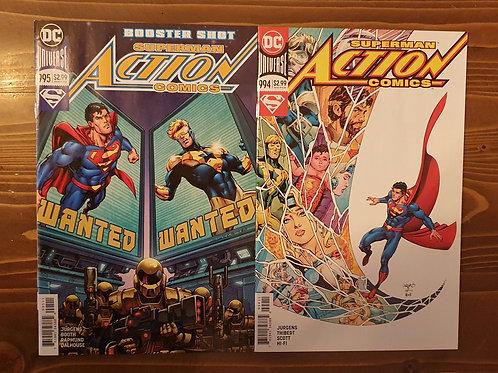 Action Comics #994-995