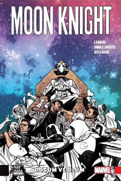 Moon Knight Cilt 3 Doğum ve Ölüm