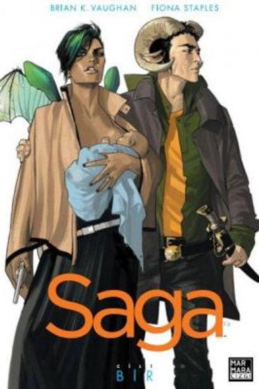 Saga Cilt 1