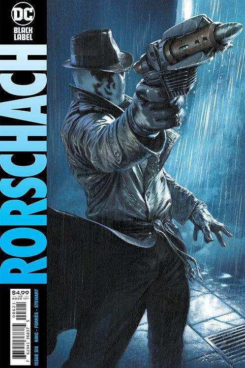 Rorschach #6 Gabriele Dell'Otto Variant