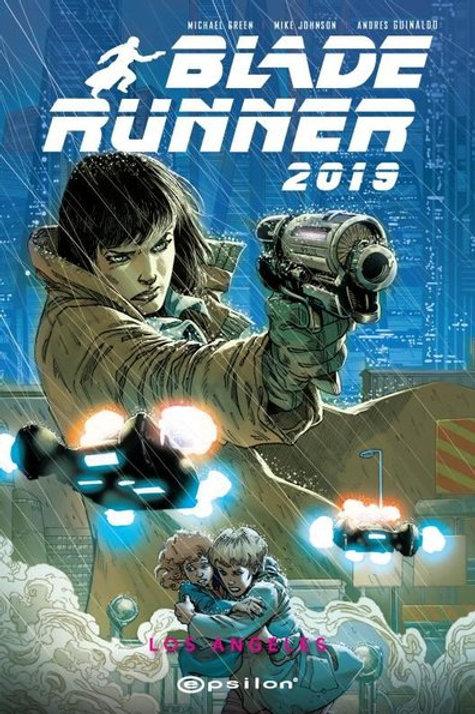 Blade Runner 2019: Cilt 1