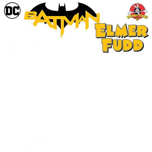 Batman Elmer Fudd Boş Kapak