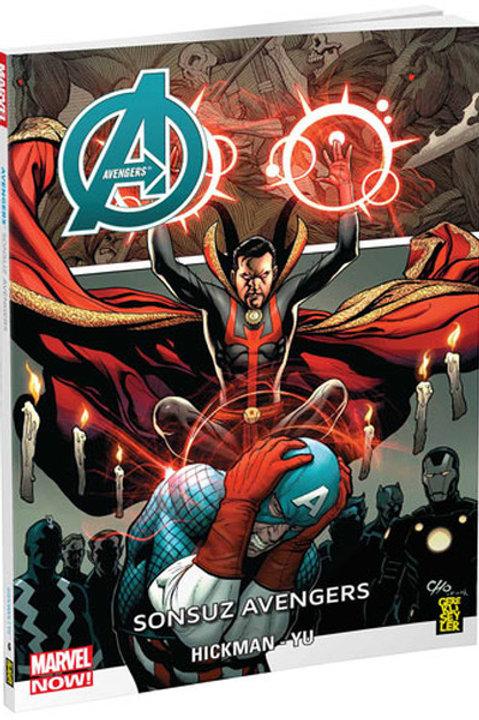Avengers Cilt 6 : Sonsuz Avengers