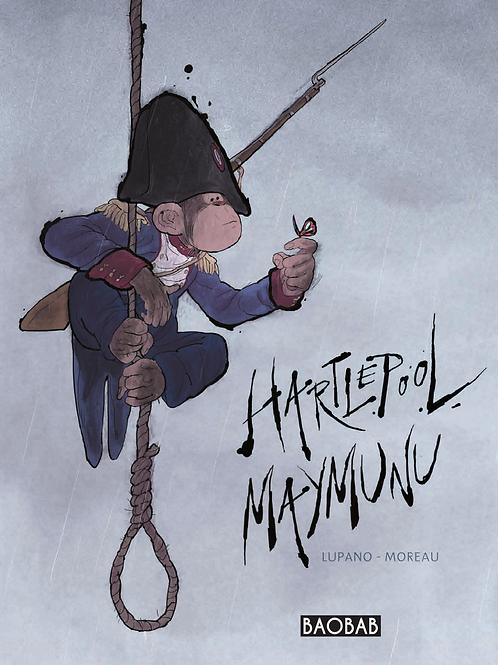 Hartlepool Maymunu