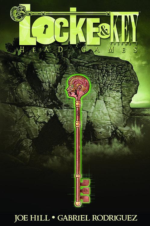 Locke and Key Volume 2
