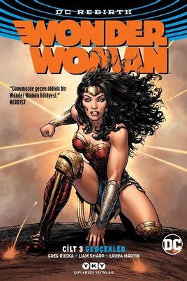 Wonder Woman Cilt 3: Gerçekler
