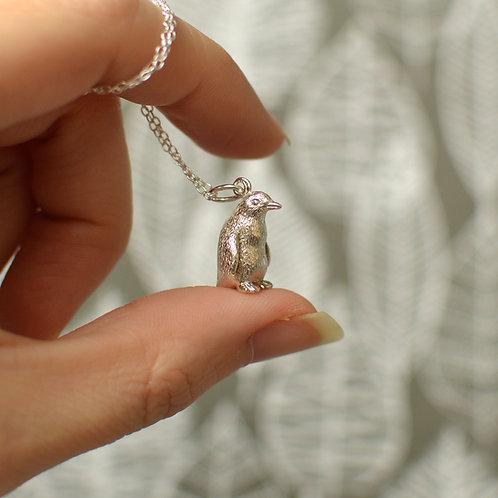 Gentoo Penguin Pendant