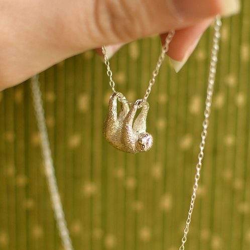 Sloth Pendant