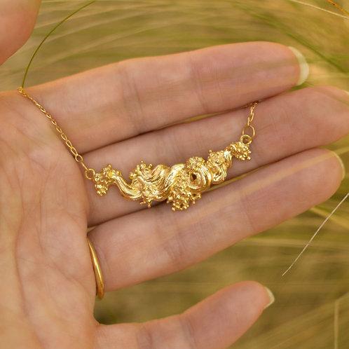 Seafoam Necklace