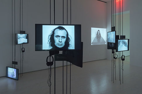 VITO ACCONCI WHERE ARE WE NOW WHO ARE WE ANYWAY 1976 at MoMA PS1, 2016.jpg