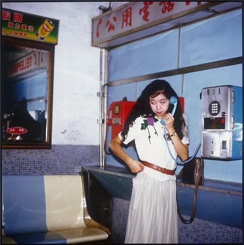 Suda Issei, from the series Taipei Kissy