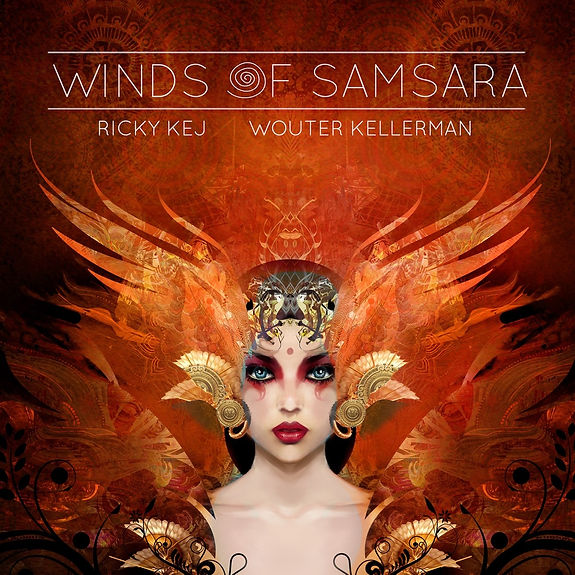 Ricky Kej & Wouter Kellerman_Winds of Sa