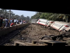 2 Trains collide in Pakistan, 30 died and 50 injured