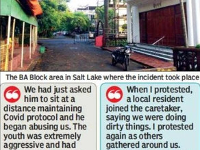 Kolkata: Teen subjected to moral policing, got thrashed for being with a girl
