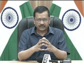 Arvind Kejriwal disrespects and humiliates National Flag claims Tourist and Culture Minister