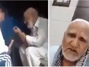 Elderly Muslim assaulted, alleged he was targeted due to his religion