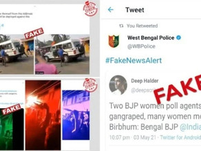 Post poll election, Bengal violence: Death, misinformation, and politics