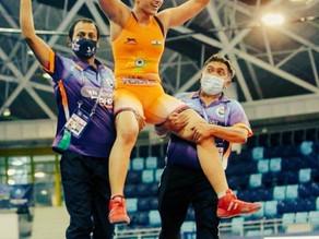 Indian wrestler, Priya Malik wins gold medal at World Cadet Wrestling Championships