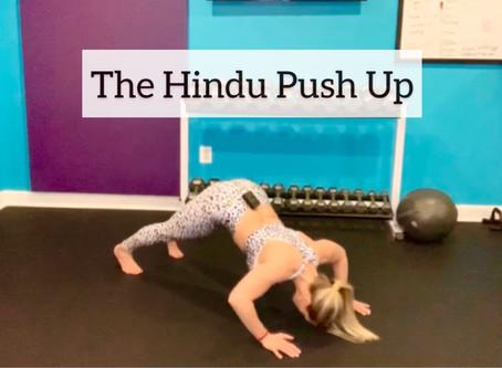 The Hindu Push Up