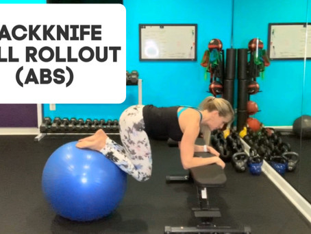 Jackknife Ball Rollout (Abs)