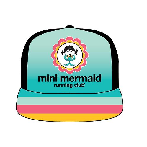 Mini Mermaid Technical BOCO Trucker Hat - Presale See Details Below