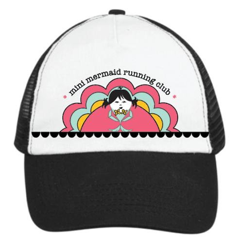 Mini Mermaid Trucker Hat