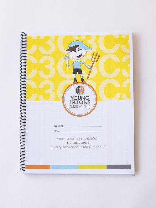 Young Tritons Curriculum 3 Coach Handbook