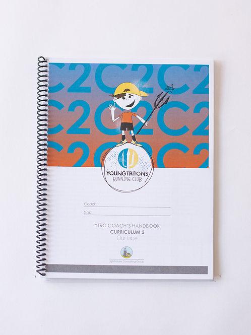 Young Tritons Curriculum 2 Coach Handbook