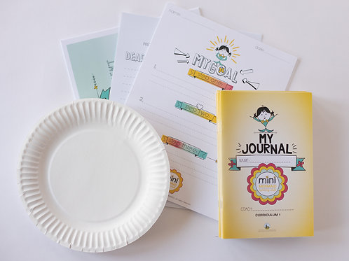 Mini Mermaids Curriculum 1 Journal Pack x 10