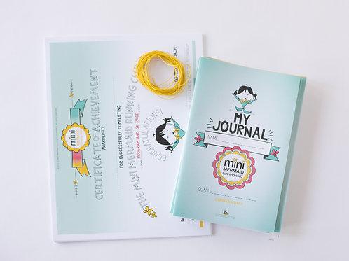 Mini Mermaids Curriculum 4 Journal Pack x 10