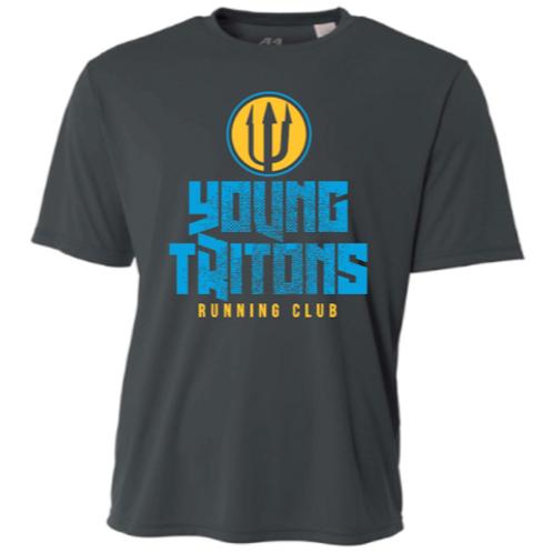Young Tritons Program Tech Shirt