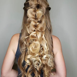 Salon O, Special Occasion, Braids