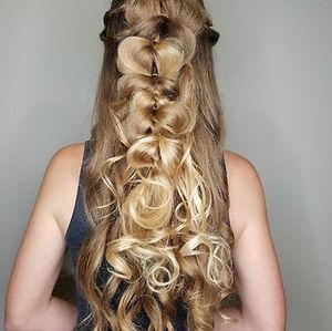 Salon O, Special Occasion, Braids