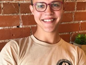 September Volunteer Spotlight Features Xach Huey