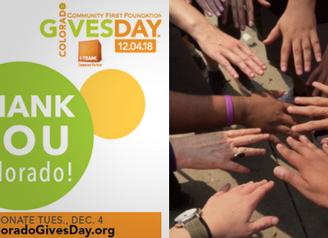 Colorado Gives Day Raises $25,532 for BCAP!